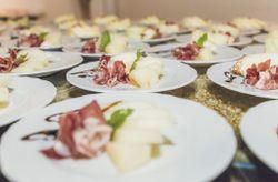 Tipos de refeições principais para o teu casamento