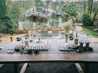 Mesas de madeira rústica para o teu casamento