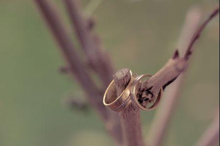 Metais para as tuas alianças de casamento