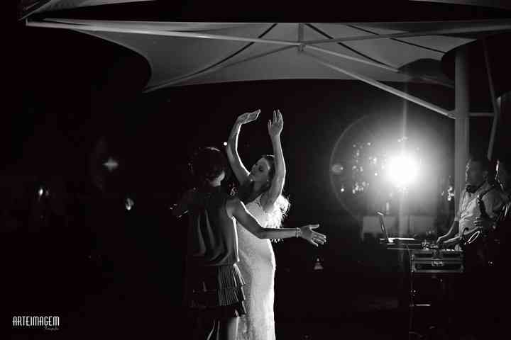 Casamento de Lionel & Melodie