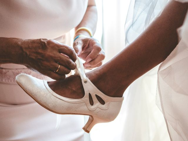 Evita erros ao comprar os teus sapatos de noiva