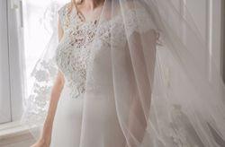 Glossário de tecidos de vestidos de noiva