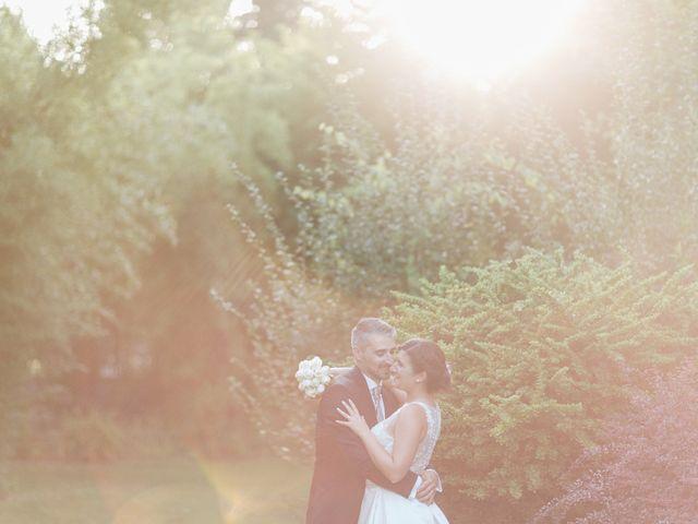 O casamento do Hugo e da Bruna: elegância e romantismo unidos num perfeito entorno campestre