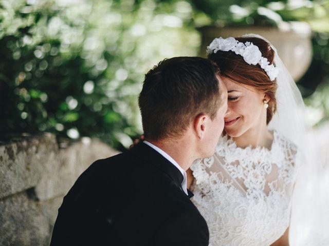 Maquilhagem para noivas ruivas: tudo o que precisas de saber