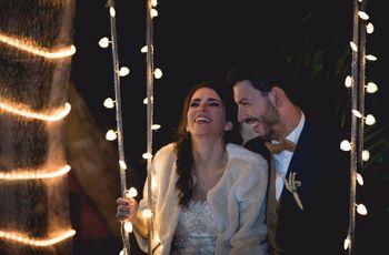 O casamento de Guilherme e Daniela: amor e magia em pleno Jardim do Atlântico