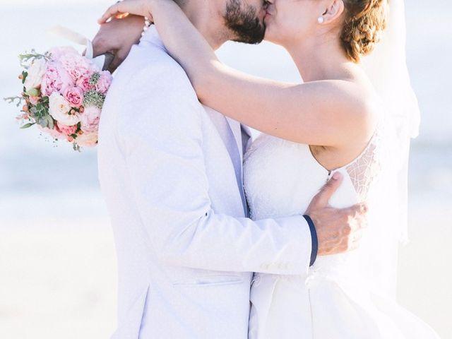 O casamento do Filipe e da Joana: o encanto de um amor eterno à beira-mar