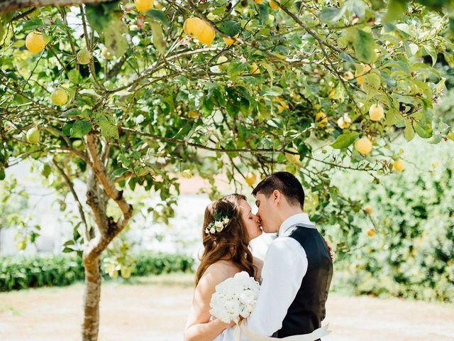 O casamento de Jonatã e Oksana: um conto de fadas em Sintra