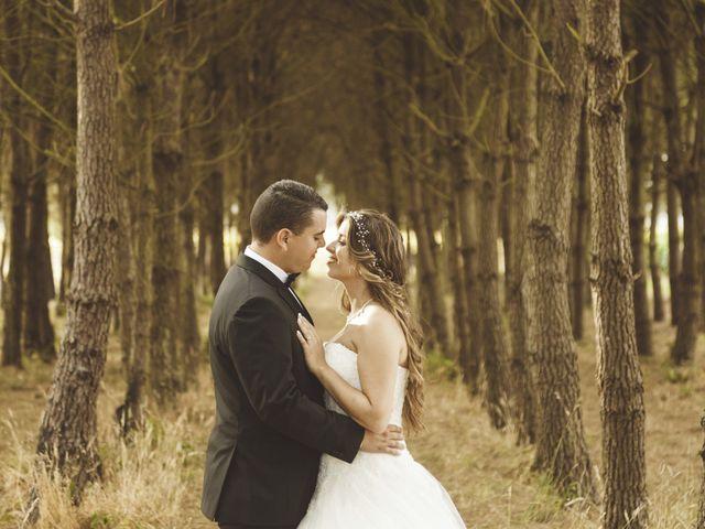 O casamento de Stephane e Virginie: romance e diversão na Viena portuguesa