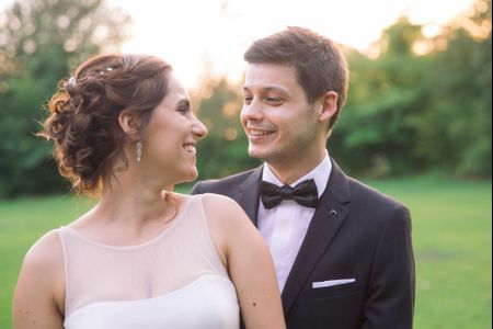Cabelo com caracóis? As 30 melhores opções para noivas