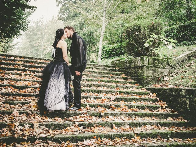 O casamento de Márcia e Filipe em Viseu: um enlace original rodeado de natureza