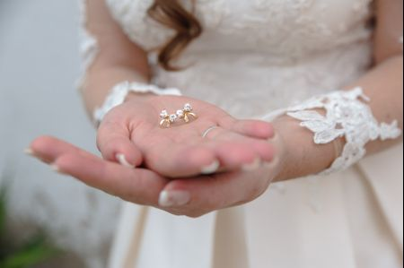 Os brincos da noiva: manual de estilo