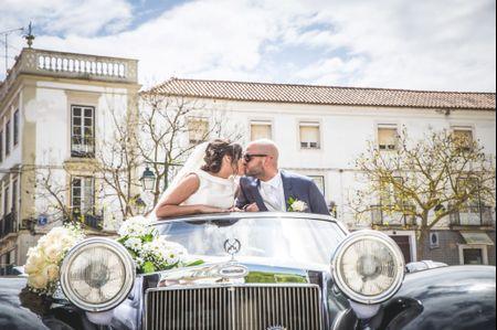 6 Meios de transporte originais para os noivos