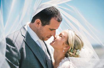O casamento da Rebecca e do Ricardo: tradições e magia num enlace cheio de romantismo