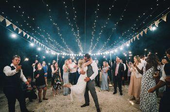 O casamento da Rebecca e do Ricardo: união de culturas e corações!