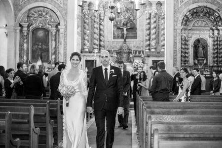 Protocolo de entrada e saída da igreja