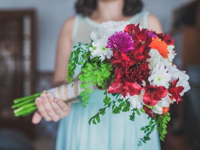 Detalhes coloridos para o casamento mais original!
