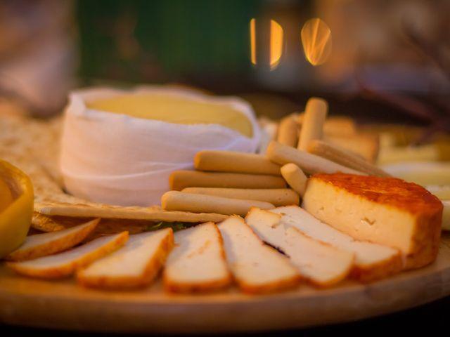 A Ilha de queijos perfeita para o vosso casamento