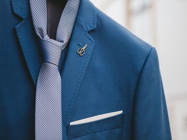 E uma coisa azul para o noivo? Temos 5 propostas!