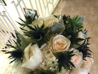 Glamour flowers & decor 1