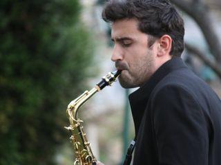 Hélder Magalhães - Violinista e DJ 2