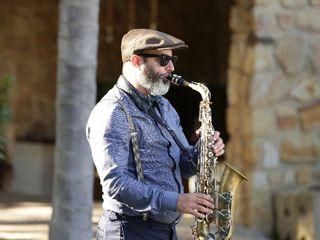 Joel Pinto – Saxofonista 2