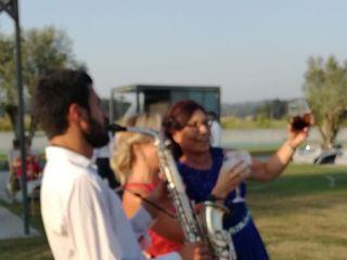 Sócrates Bôrras - Saxofonista e DJ 2