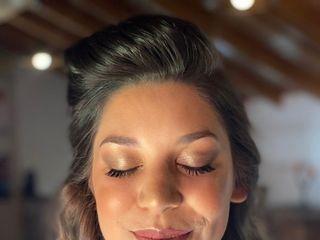 Raquel Leal Makeup 1