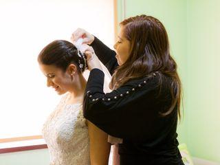 Diana Neves Wedding Make Up 3