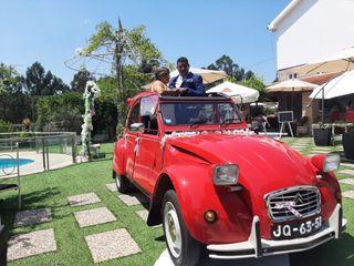 Dream Car 2CV & VW Beetle 1