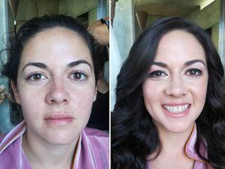 Kabuki make up by Rita Amorim 6