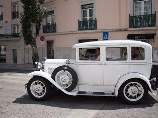 Genésio Laranjo - Carros Antigos 7