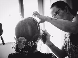 Dora Garcez - Makeup artist 2