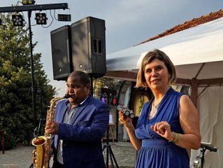 Duo Belíssimo - Sax e Voz 4