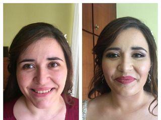 Joana Sá Makeup Artist 2
