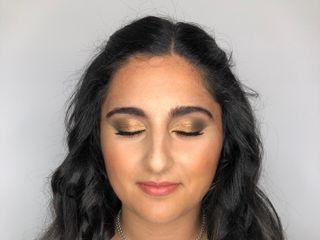 Inês Castanheira Make Up 2