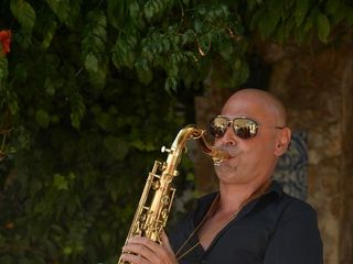 Saxofonista Nuno Rizzo 2