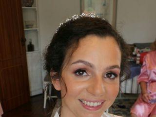 Debora Makeup and Hair 1