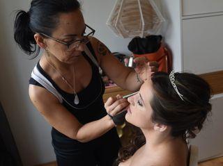 Dora Garcez - Makeup artist 5