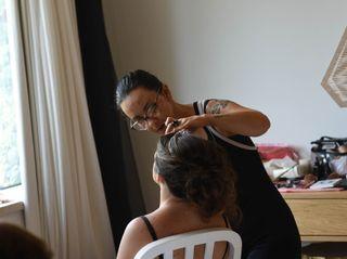 Dora Garcez - Makeup artist 6