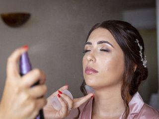 Nádia Ferreira Makeup Artist 1