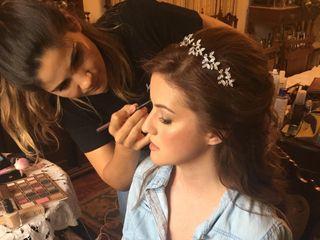 Elsa Rosário Makeup 4