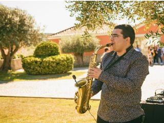 Nuno Cipriano Saxofonista & DJ 2