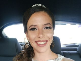 Rita Pereira - Make Up Artist 1