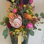 O casamento de Caroline e Puraflor Arte Floral 22