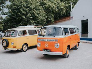 Aluguer VW - Pão de Forma 4