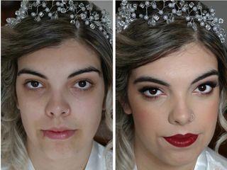 Cláudia Assunção Makeup Artist 1