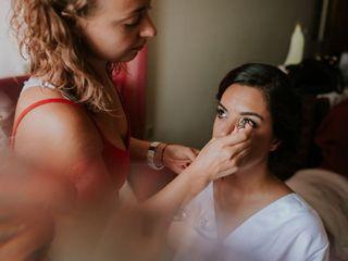 Piccola Biondina Makeup 4