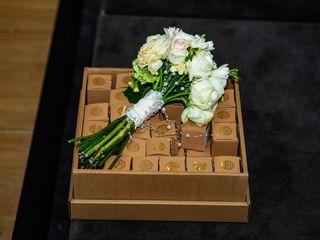 Florista ao Bouquet 1