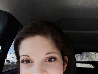Elsa Rosário Makeup 2