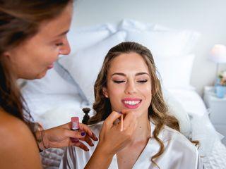 Piccola Biondina Makeup 2